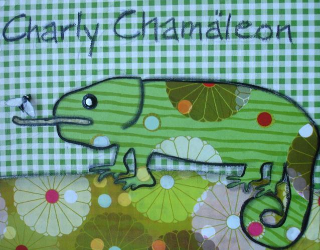Augenreisen - Charly Chamäleon